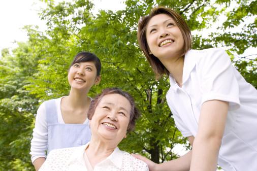 介護職と他職種の連携イメージ