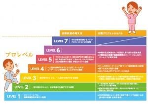 介護キャリア段位制度のレベル5~6